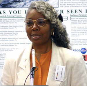 Valerie Thomas, a black technology pioneer