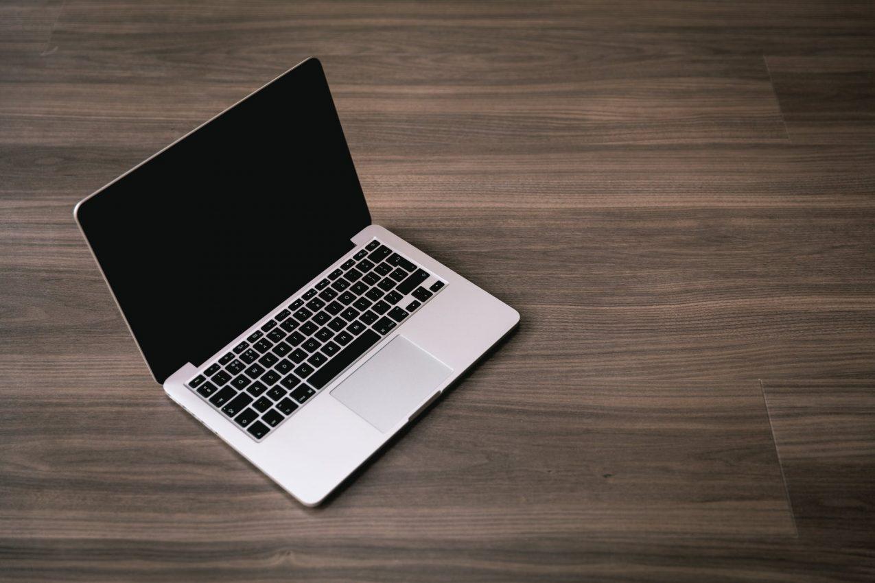 Apple mac turned off